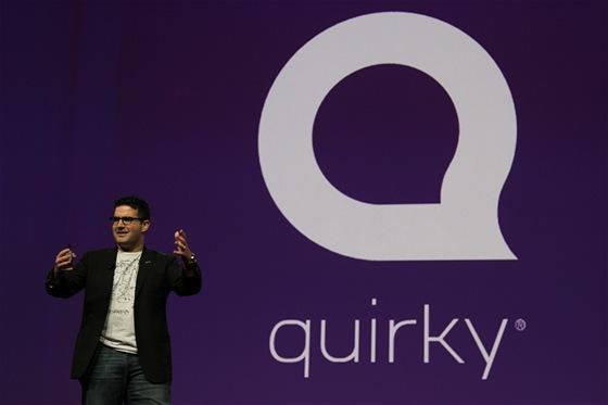 Vydělějte pomocí Quirky